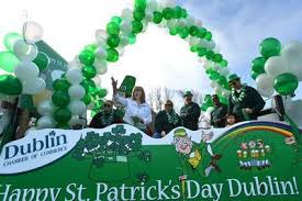 dublin celebrates 35th annual st patrick u0027s day festivities