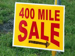 World S Longest Yard Sale Map by 400 Mile Yard Sale Across Kentucky Dates And Info