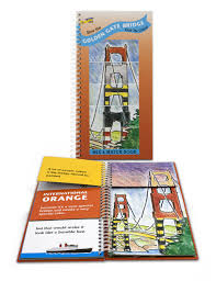 book golden gate bridge mix and match