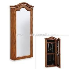 jewelry armoire oak finish baby wooden furniture combined with desk chair armoire mirror