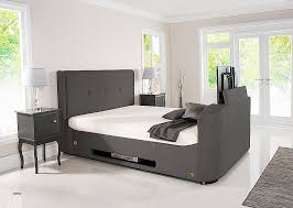 Bed Frame With Tv Built In Kingsize Tv Bed Frame Luxury Small Tv Bed Single Bed With