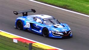 renault rs 01 renault r s 01 gt3 insane nismo v6 sound on track youtube