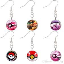 styles of earrings 2018 2016 new animation design dangle earrings 6 styles