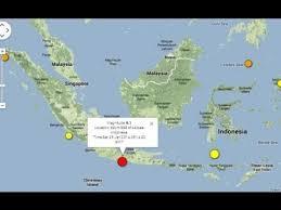 earthquake jogja video gempa kebumen jogja earthquake rocks indonesia s java island