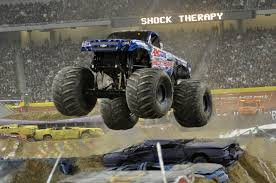 how long does monster truck jam last the monster truck driver no joe schmo