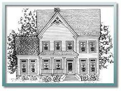 Historic Victorian House Plans Authentic Historical Designs Llc House Plan Like This One But