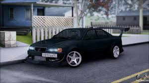 toyota celsior drift toyota chaser for gta san andreas