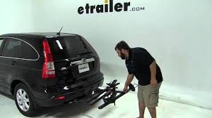 2001 Honda Crv Roof Rack by Review Of The Yakima Stickup 2 Hitch Bike Rack On A 2009 Honda Cr