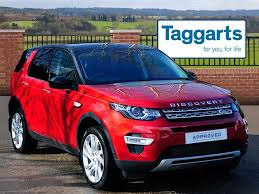 land rover hse 2016 land rover discovery sport sd4 hse luxury red 2016 03 13 in