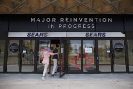 sears canada to choose between chairman u0027s bid and liquidation wsj