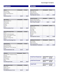 Budget Spreadsheet Example by New Excel Template Excel Xlsx Templates