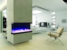 outdoor electric fireplaces modern blaze