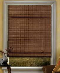 Bamboo Curtains For Windows Shop Bamboo Shades Woven Wood Shades Bamboo Panel Tracks At