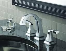 Delta Lavatory Faucets Widespread Bathroom Faucets