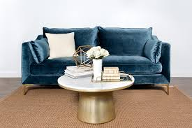 Define Interior Design by Introducing The Everygirl U0027s Caitlin Sofa At Interior Define The
