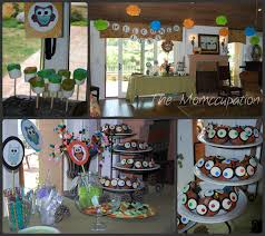 baby shower decorations owl baby shower diy