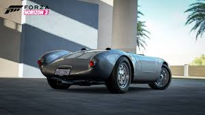 porsche spyder 1960 forza horizon 3 porsche car pack now available u2013 discover all 7