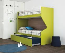 Bunk Bed With Pull Out Bed Battistella Gino Maxi Bunk Beds Kid S Beds Robinsons Beds