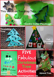 learn with play at home five fabulous tree activities