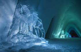 norway northern lights hotel ice hotel northern lights break fjord travel norway