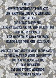 Bed Song The Bed Song Amanda Palmer Lyrics Pinterest Amanda Palmer