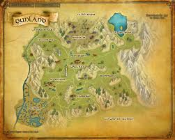 map from lord of the rings dunland the one wiki to rule them all fandom powered by wikia