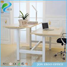 china standing desk sit stand desk monitor mount supplier