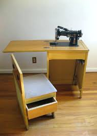 used sewing machine cabinet used sewing machine cabinet modern treadle sewing machine with built