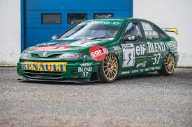 renault green picture tuning renault 1998 2000 laguna btcc green metallic