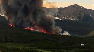 Wildfire Chicago Reservations by Scorching Heat Fuels Raging Wildfires In 11 U S States Nbc News