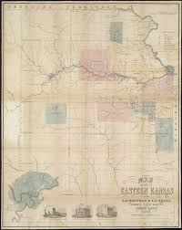 Westward Expansion Map Sectionalism And Westward Expansion Torn In Two Mapping The