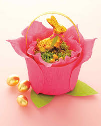 Paper Mache Ideas For Home Decor 31 Awesome Easter Basket Ideas Martha Stewart