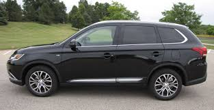 outlander mitsubishi 2017 2016 mitsubishi outlander 3 0 gt s awc savage on wheels