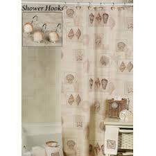Bathroom Shower Curtain Rods by Bathroom Gorgeous Golden Bathroom Shower Curtain Design