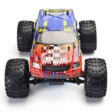 monster truck nitro 4 hsp rc truck nitro gas power off road monster truck 94188 4wd 1 10