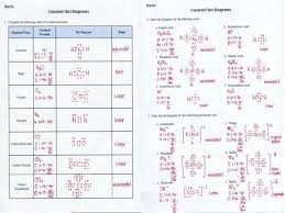 types of chemical bonds worksheet answers fioradesignstudio