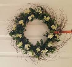 diy quick u0026 easy spring wreath safari with sarah