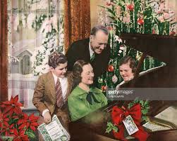 singing christmas tree stock photos and pictures getty images