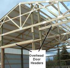 How To Build A Pole Barn Shed Roof by Pole Building Glossary