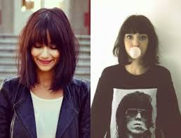 lob hairstyles with bangs ten reasons why people love lob haircut with bangs lob haircut