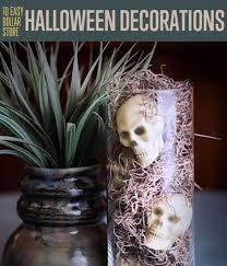 Do It Yourself Halloween Decorations Dollar Store Halloween Decorations Diy Projects Craft Ideas U0026 How