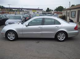 2003 mercedes e class mercedes e class 2003 in manchester waterbury norwich ct