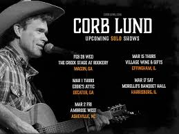 Corb Lund Official Website Upcoming Shows Carolina Illinois Corb