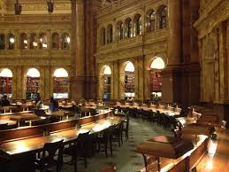 washington dc library of congress travel on the side reading room