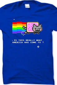 Nyan Cat Meme - nyan cat meme t shirt joshdodgemusic t shirt s online store