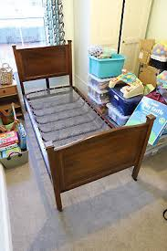 Vono Bed Frame Vintage Single Bed Frame Zeppy Io