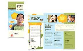 microsoft word brochure template free brochure templates word free free sle brochure template word