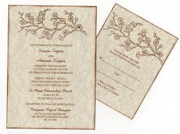 wedding invitations indian invitations indian wedding invitations scroll invites wedding