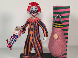 Killer Klowns Outer Space Halloween Costumes Killer Klowns Outer Space Sota Toys Klown Figure Review