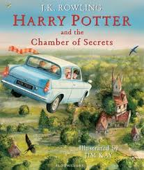 harry potter et la chambre des secret en revealed harry potter and the chamber of secrets cover